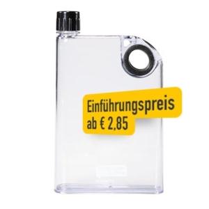 Messenger Bottle Einfuhrungspreis