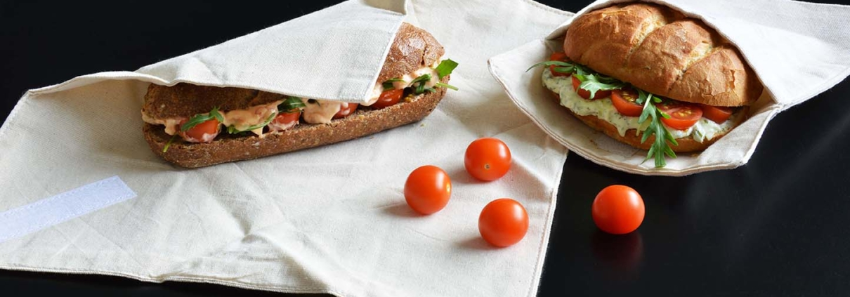 Nachhaltige Lunch-Artikel für Unterwegs