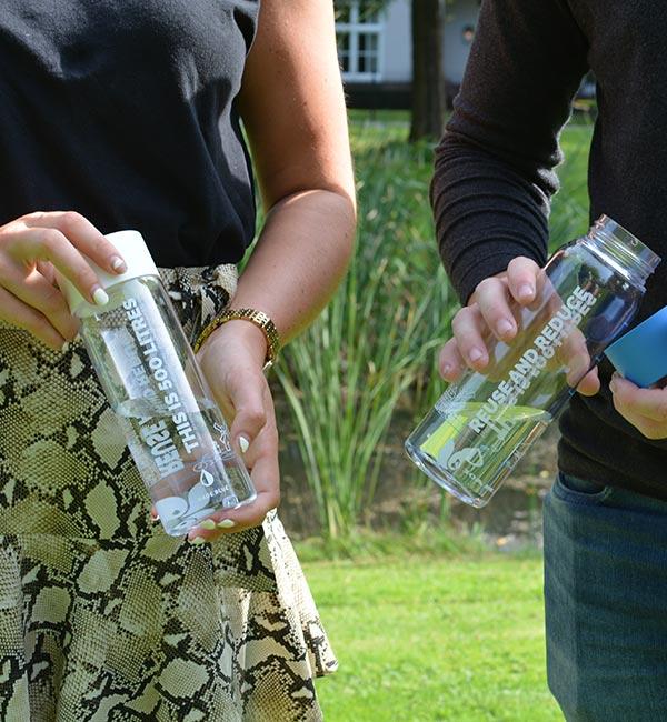 Retulp goedkope fles lekvrij - Made Blue - Tritan